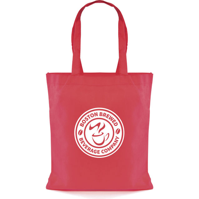 Tucana Recyclable Non Woven Bag - Red