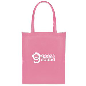Recyclable Non Woven Shopper Bag - Pink