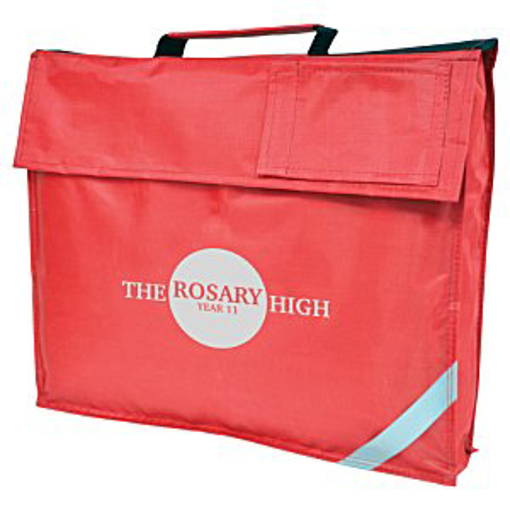 School Bag - Red
