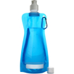 420ml Folding Bottle Cyan