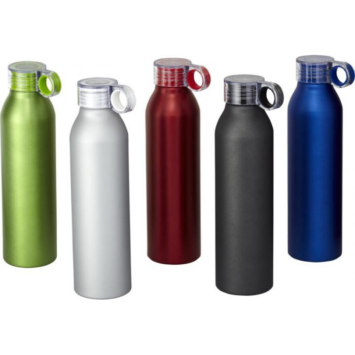 Loop Aluminum Sports Bottle All Colours