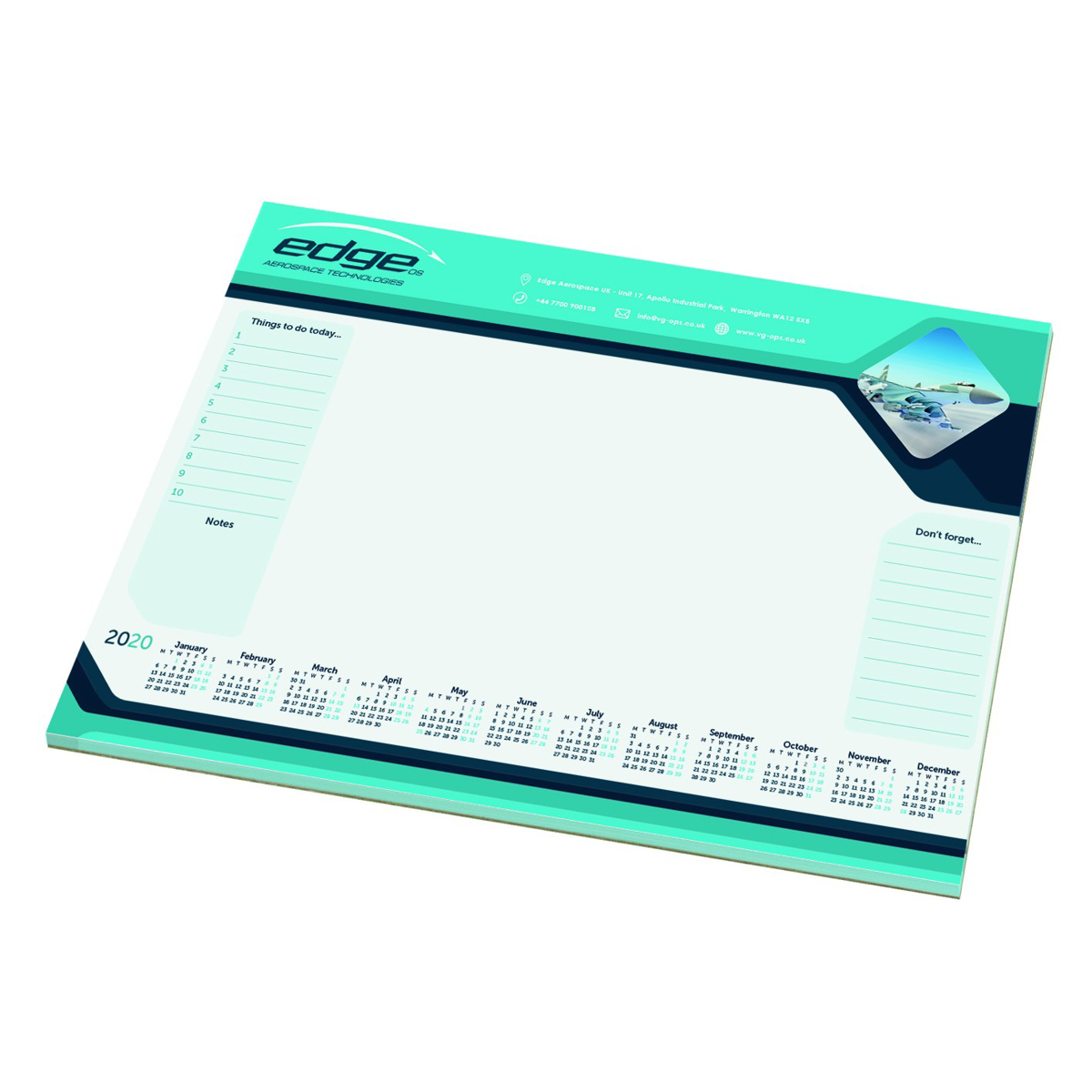 A3 Desk Pad - Standard Design 11