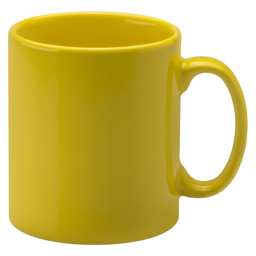 Cambridge Promotional Mug - Yellow