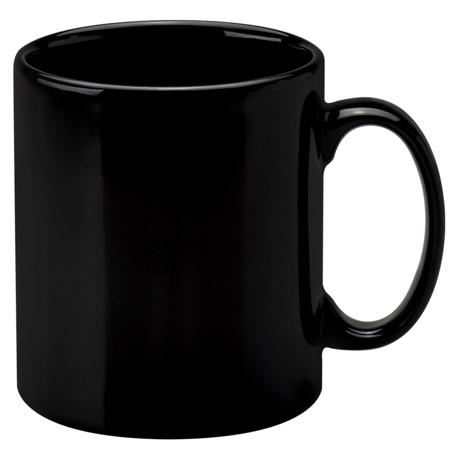Cambridge Promotional Mug - Black