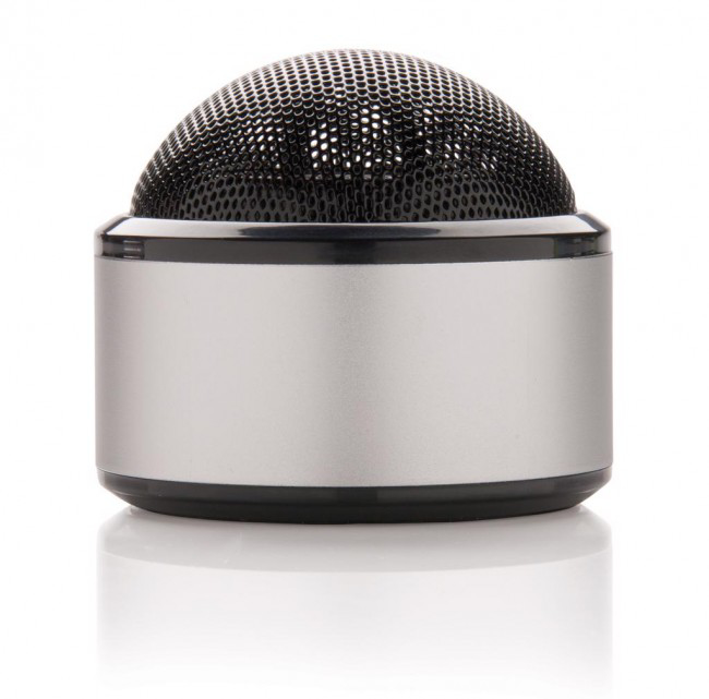 Wireless Dome Speaker - Silver