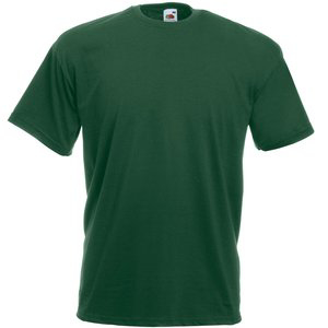 Fruit of the Loom Value Weight T-Shirt - Bottle Green