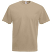 Fruit of the Loom Value Weight T-Shirt - Khaki