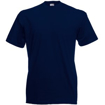 Fruit of the Loom Value Weight T-Shirt - Deep Navy