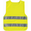 Child Safety Vest - Yellow Flat