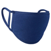 Double Layer Reusable Face Mask - Navy Blue