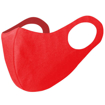 Reusable Single Layer Face Mask - Red
