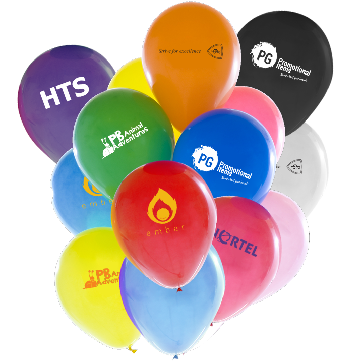Promotional 10 inch Balloon - Branded