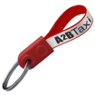 Mini Loopy Keyrings - Red